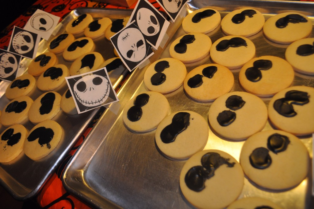 How to make a Jack Skellington Cookie – How to make a Nightmare