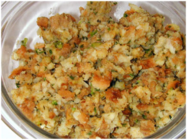 World's Best Stuffing Recipe for Thanksgiving