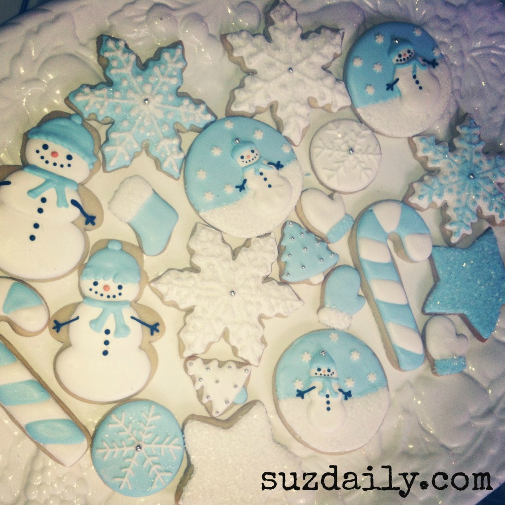 decorated sugar cookies suz daily party invitations ideas