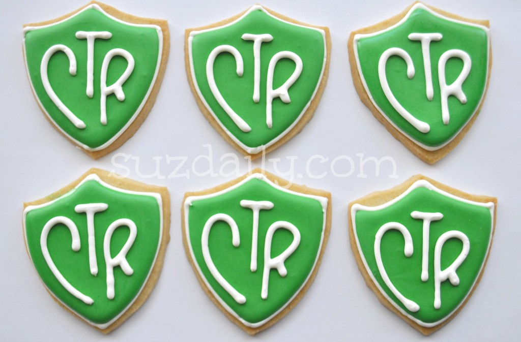 CTR Cookies for a Missionary Package | Suz Daily