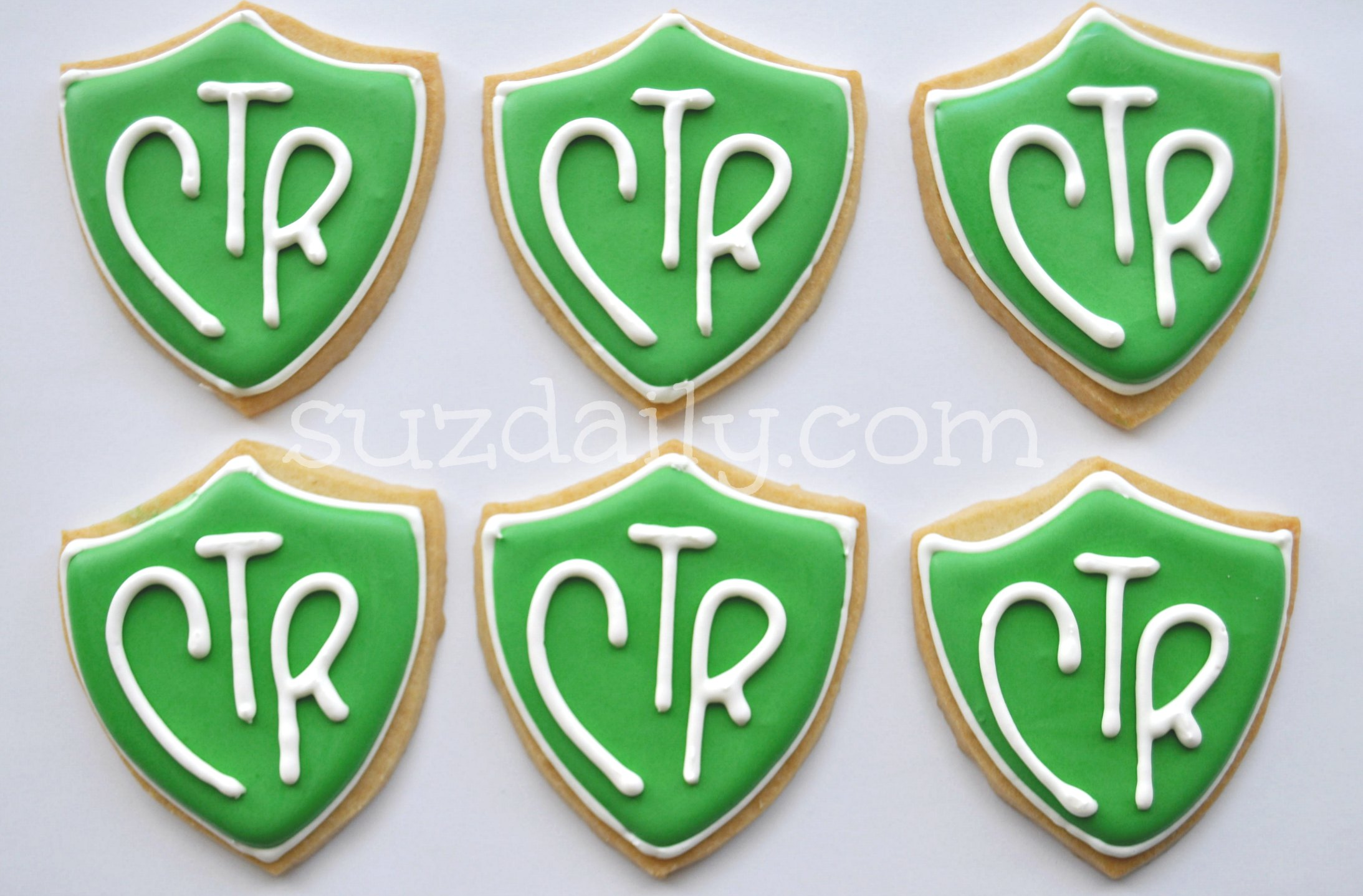 CTR Cookies for a Missionary Package