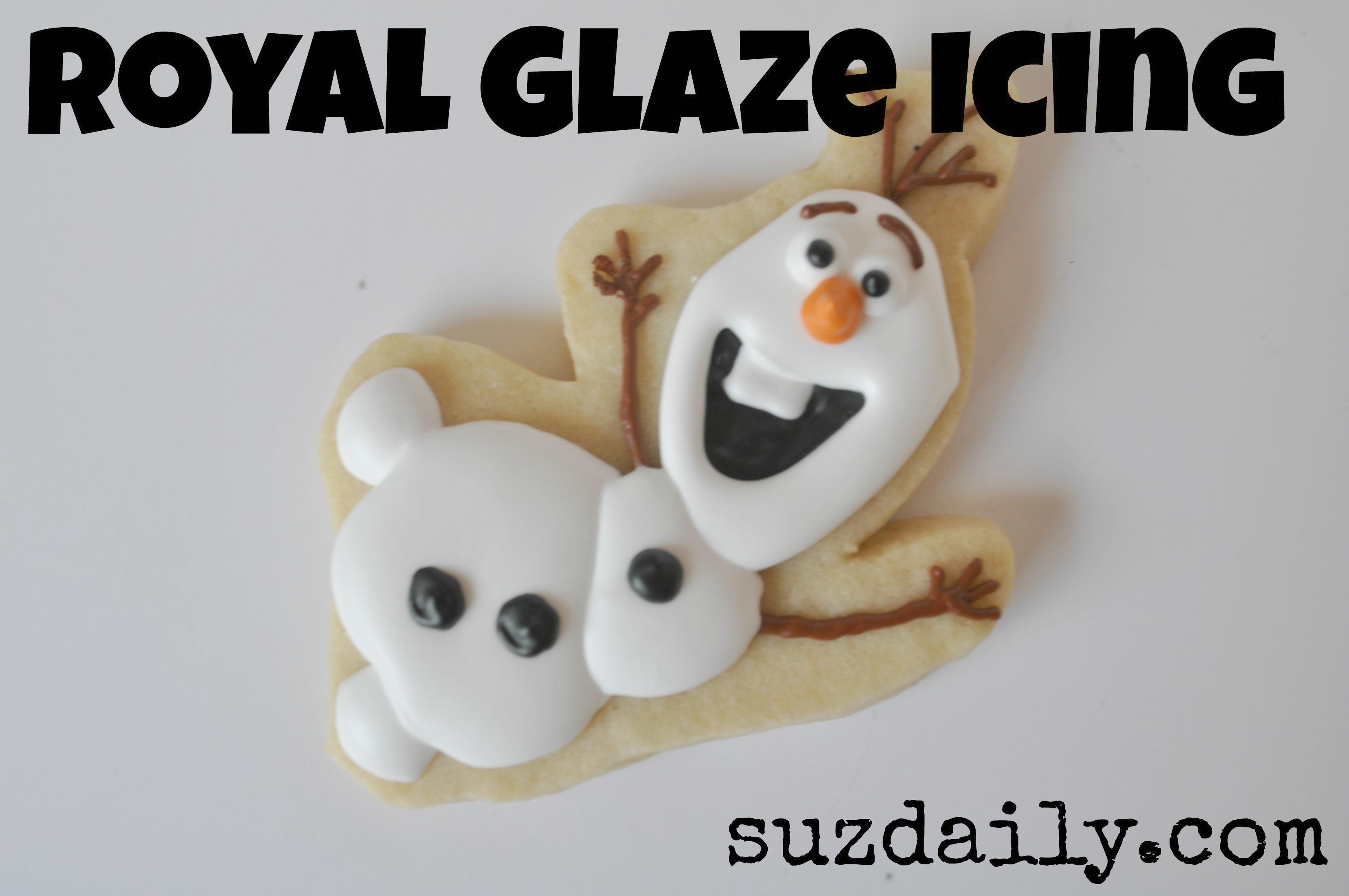Royal Glaze Icing