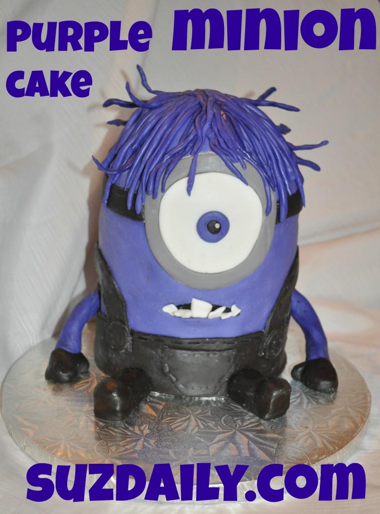 purpleminioncake 1