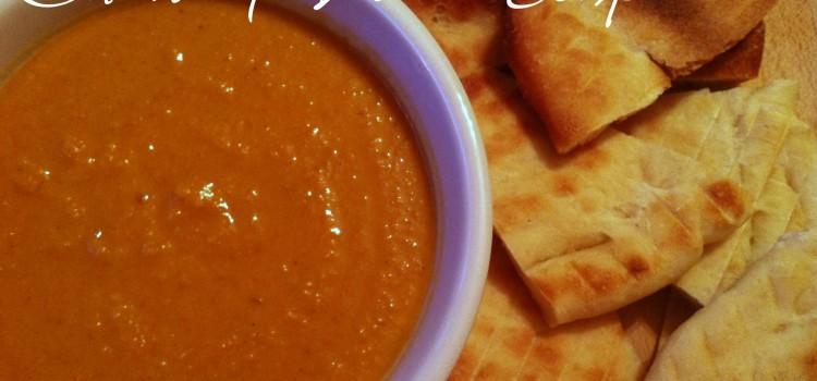 Chana Masala Soup
