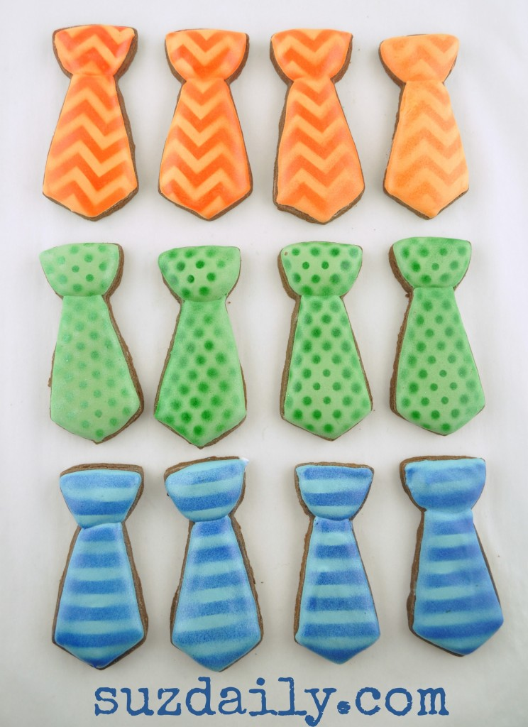 father's day cookies a
