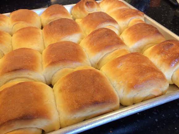 thanksgiving rolls